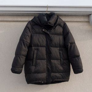 Zara Oversized Puffer Coat